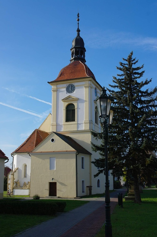 Výsledek obrázku pro kostel sv. vavřince vracov